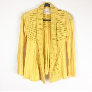 Anthropologie | Angels of the North Cardigan